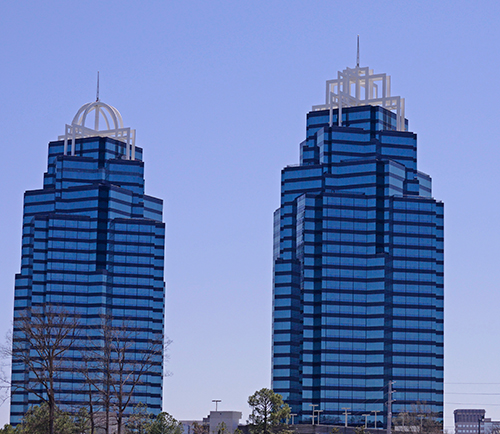 "Atlanta ""King & Queen"" Building"